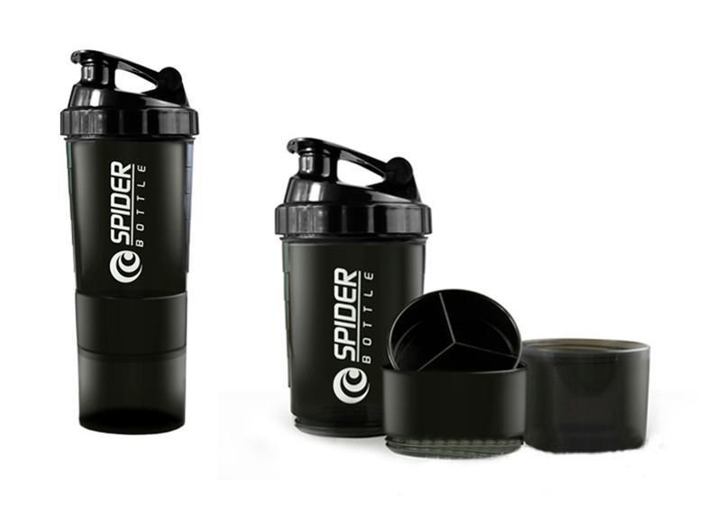 Černý shaker Sedco - objem 700 ml