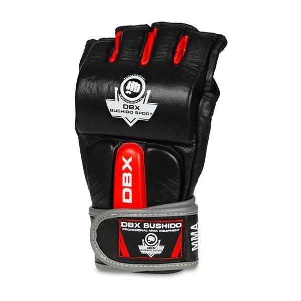Černé MMA rukavice Bushido