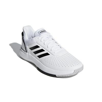 Bílá pánská tenisová obuv Courtsmash, Adidas