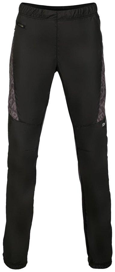 Černé pánské běžecké kalhoty Alpine Pro - velikost S