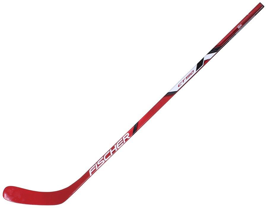 Hokejka - Fischer CT150 YTH 2018 kompozitová hokejka flex 30 RH 92