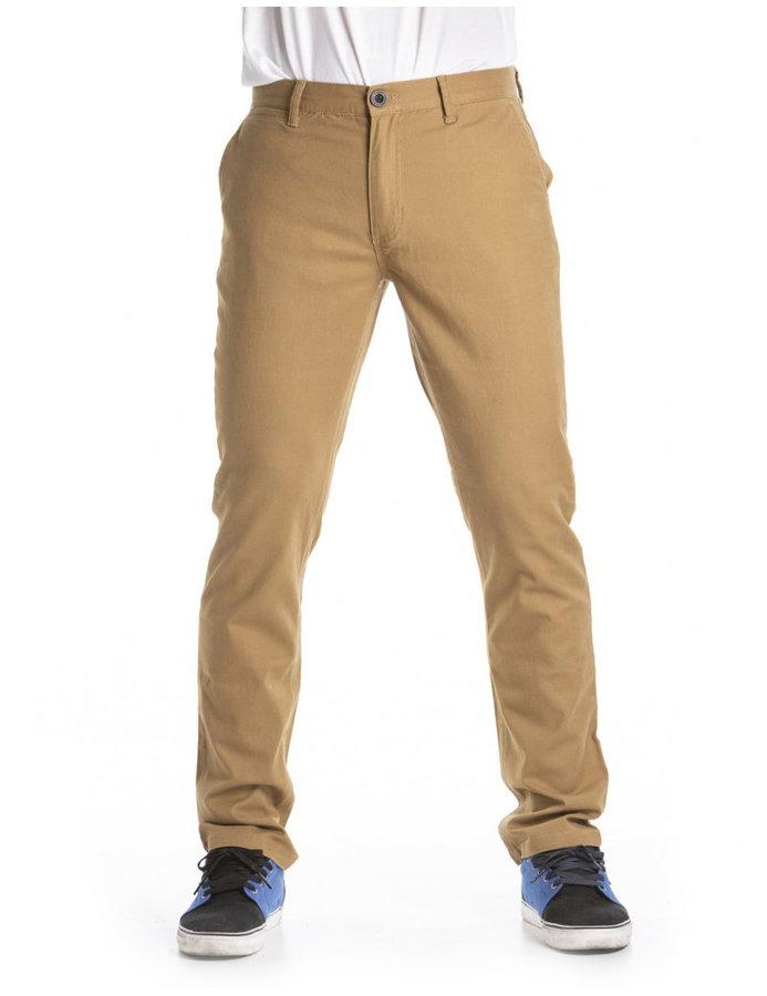 Kalhoty - NUGGET Lenchino 18 Pants E-Camel Velikost: 32