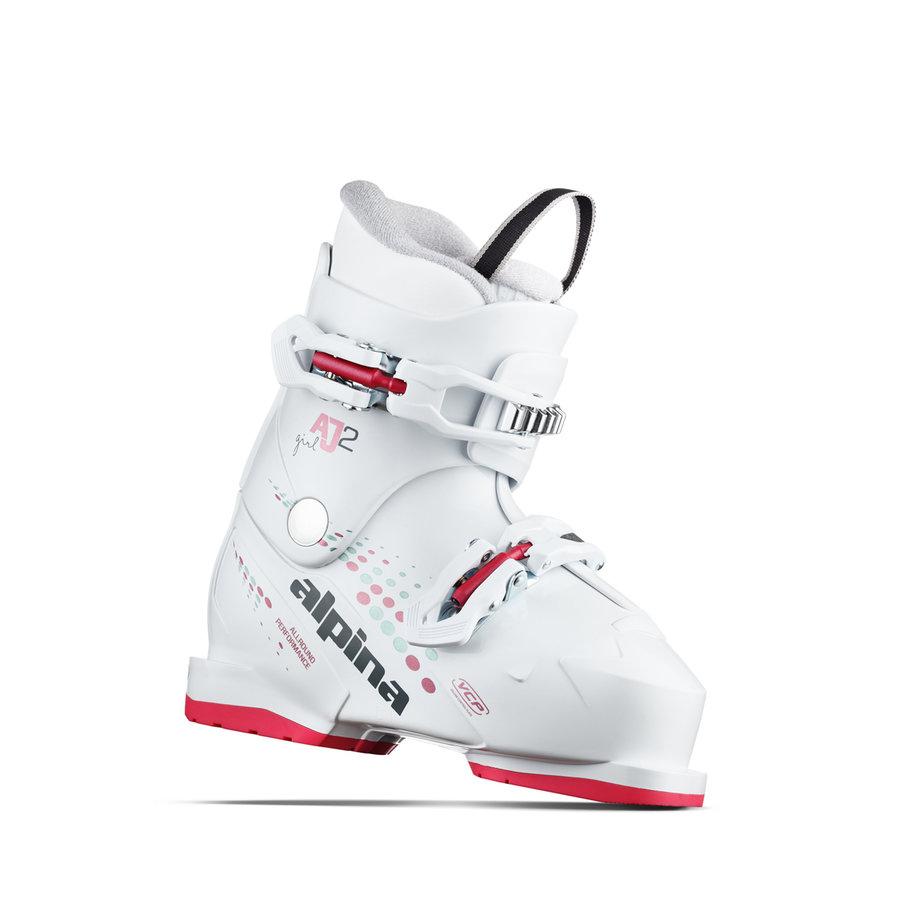 Dívčí lyžařské boty Alpina