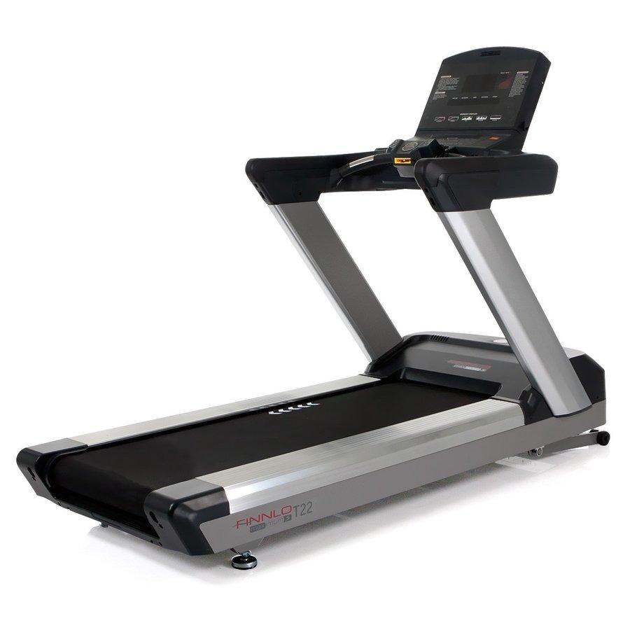 Běžecký pás MAXIMUM S Treadmill T22, Finnlo - nosnost 180 kg