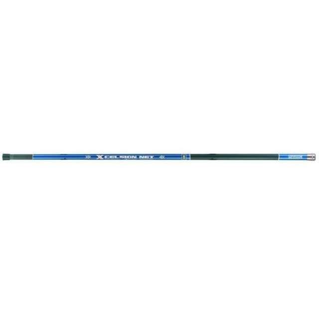 Podběrák - MIVARDI Podběráková ručka Xcelsion Net - blue 3,5m