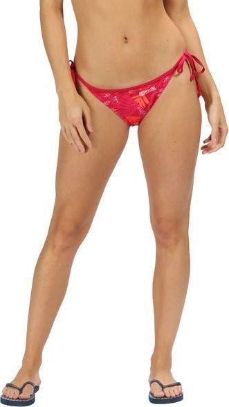 Růžové dámské plavky - spodní díl Regatta - velikost 42