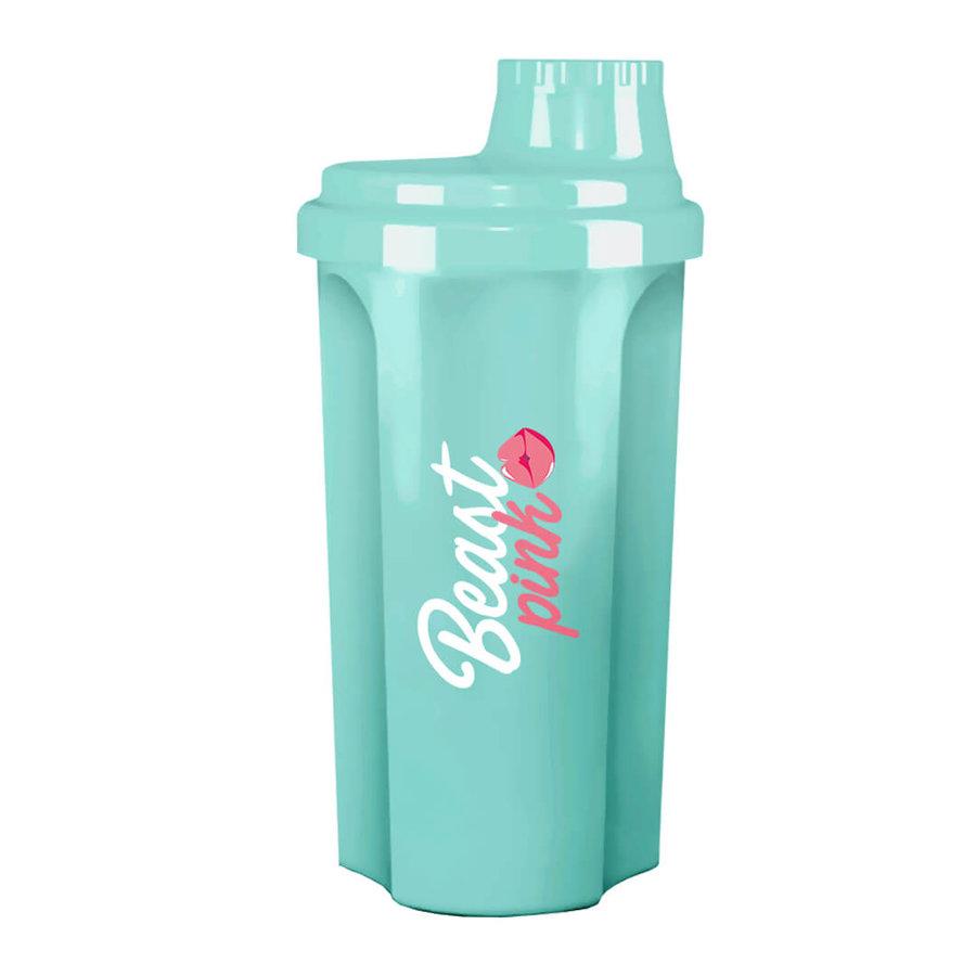 Zelený shaker BeastPink - objem 700 ml