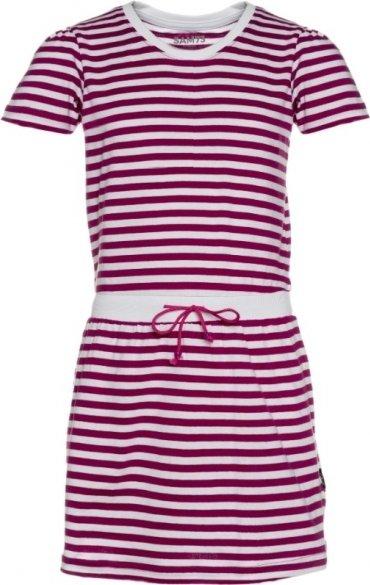 Růžové dívčí šaty Sam 73