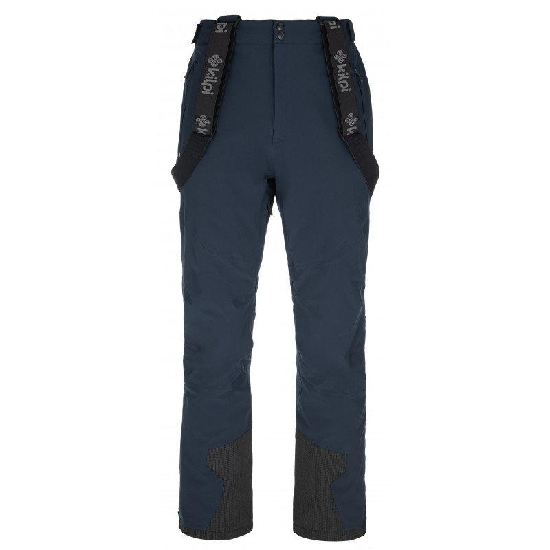 Modré pánské lyžařské kalhoty Kilpi