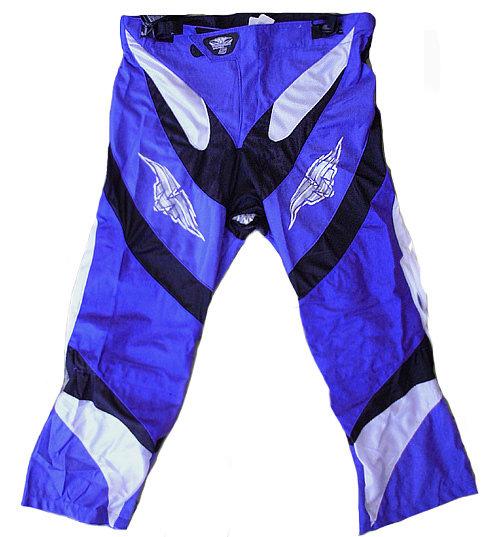 Černé kalhoty na in-line hokej (senior) Mission - velikost M