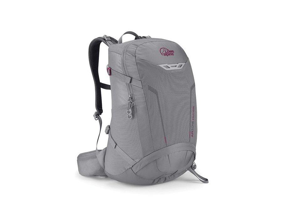 Šedý turistický batoh Lowe Alpine - objem 25 l