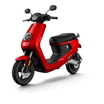 Červená elektrická motorka M+ Sport, NIU