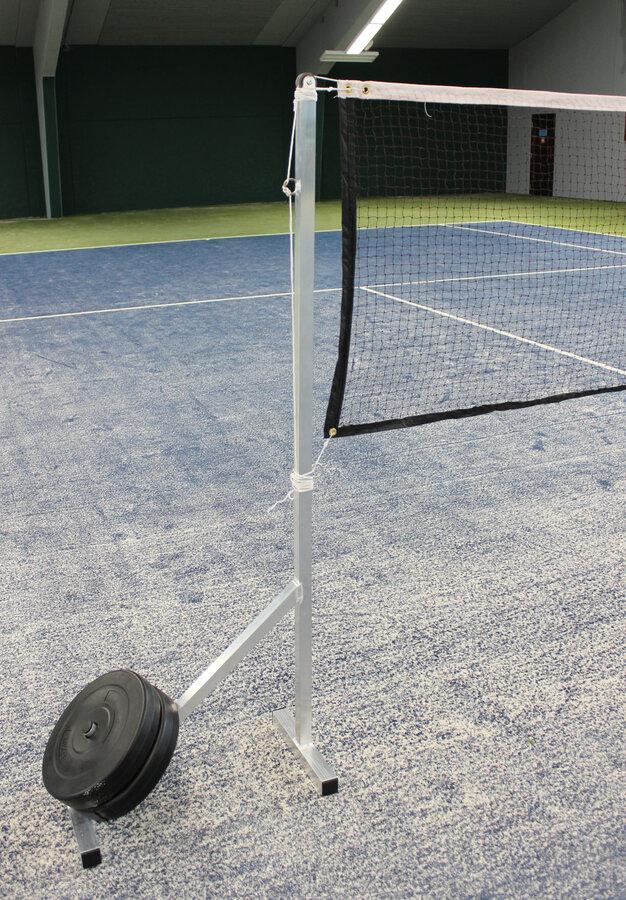 Sloupky na badminton - Merco BS-1.7 badmintonové sloupky