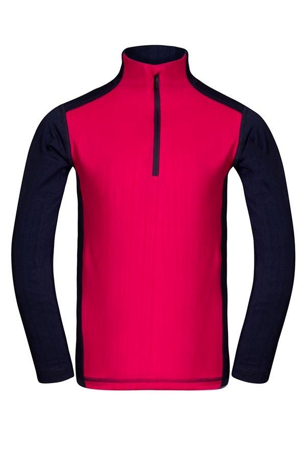 Růžové dívčí funkční tričko Alpine Pro