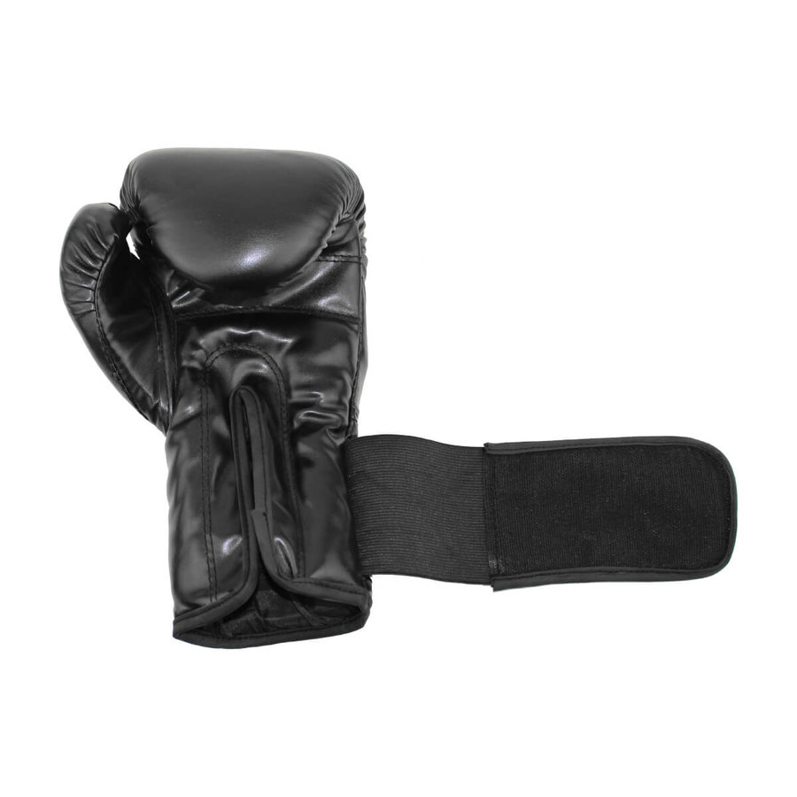 Černé boxerské rukavice Master - velikost 10 oz