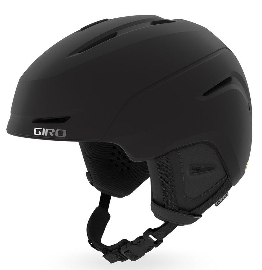 Černá pánská lyžařská helma Giro - velikost 62,5-65 cm