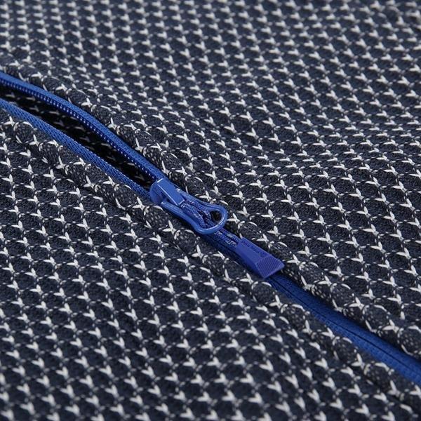 Modrý dětský turistický svetr Alpine Pro - velikost 104-110