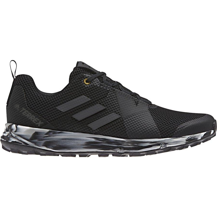 Černé pánské běžecké boty Adidas - velikost 42 EU