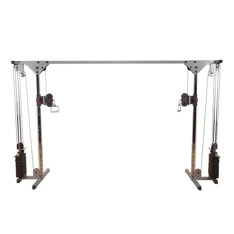 Stojanová hrazda - Protisměrné kladky Body-Solid Crossover Machine GCCO150 - Záruka 10 let + Servis u zákazníka
