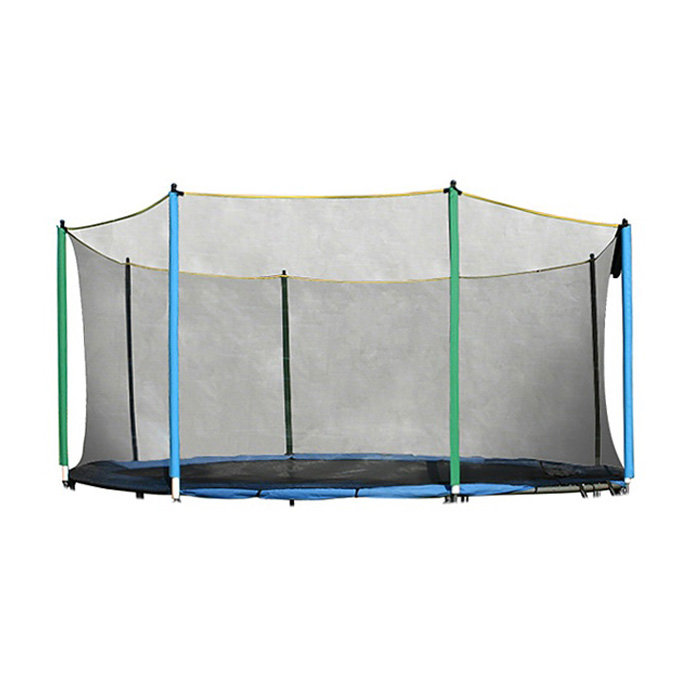 Ochranná síť na trampolínu - inSPORTline 457 cm + 10 tyčí