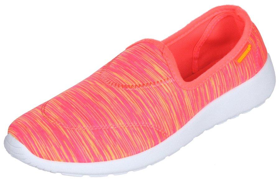 Oranžovo-růžové nízké neoprenové boty Cationic, Waimea - velikost 37 EU