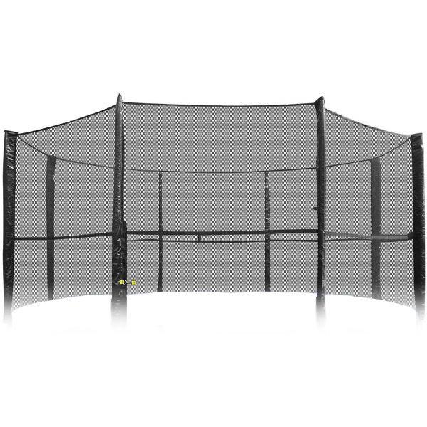 Ochranná síť na trampolínu Aress - průměr 426 cm
