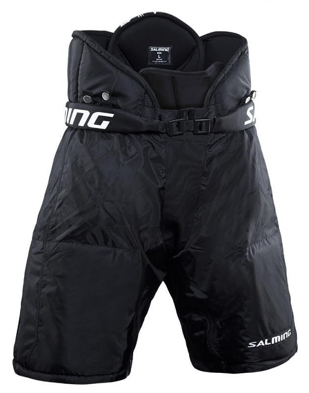 Černé hokejové kalhoty - senior Salming - velikost XL