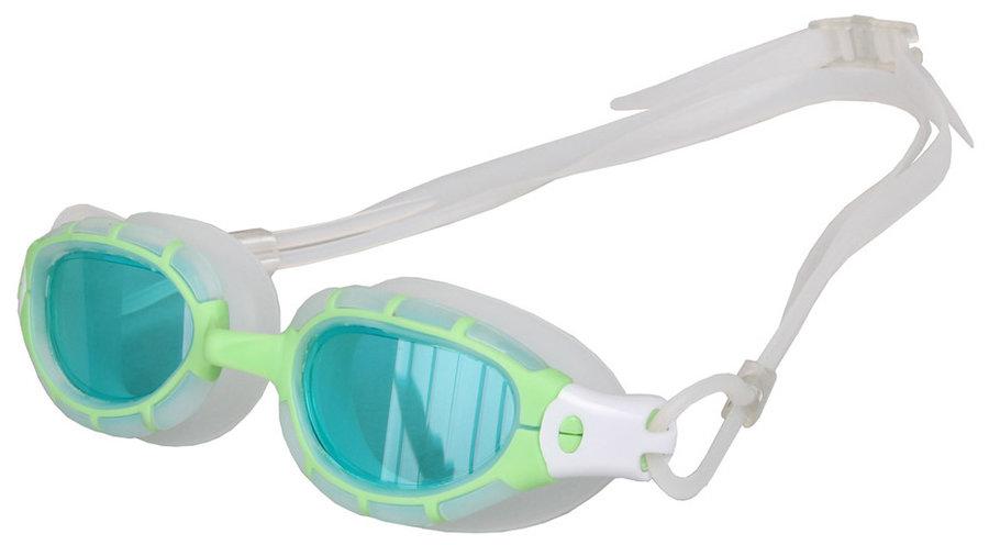 Zelené plavecké brýle Alpha, Aqua-Speed