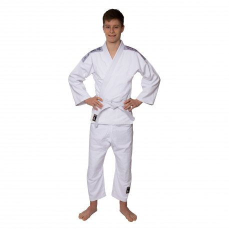 Bílé kimono na judo MASUTAZU