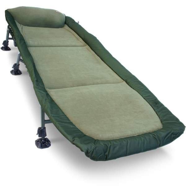 Šestinohé rybářské lehátko Classic Bedchair, NGT - délka 206 cm