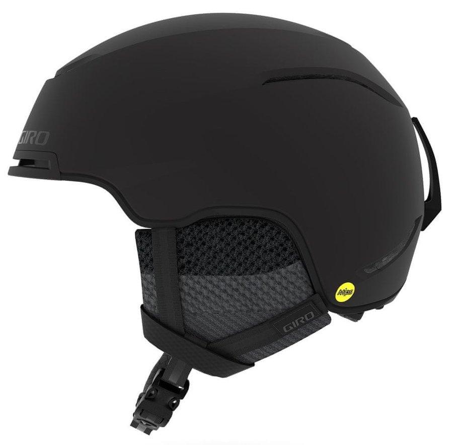 Černá pánská lyžařská helma Giro - velikost M