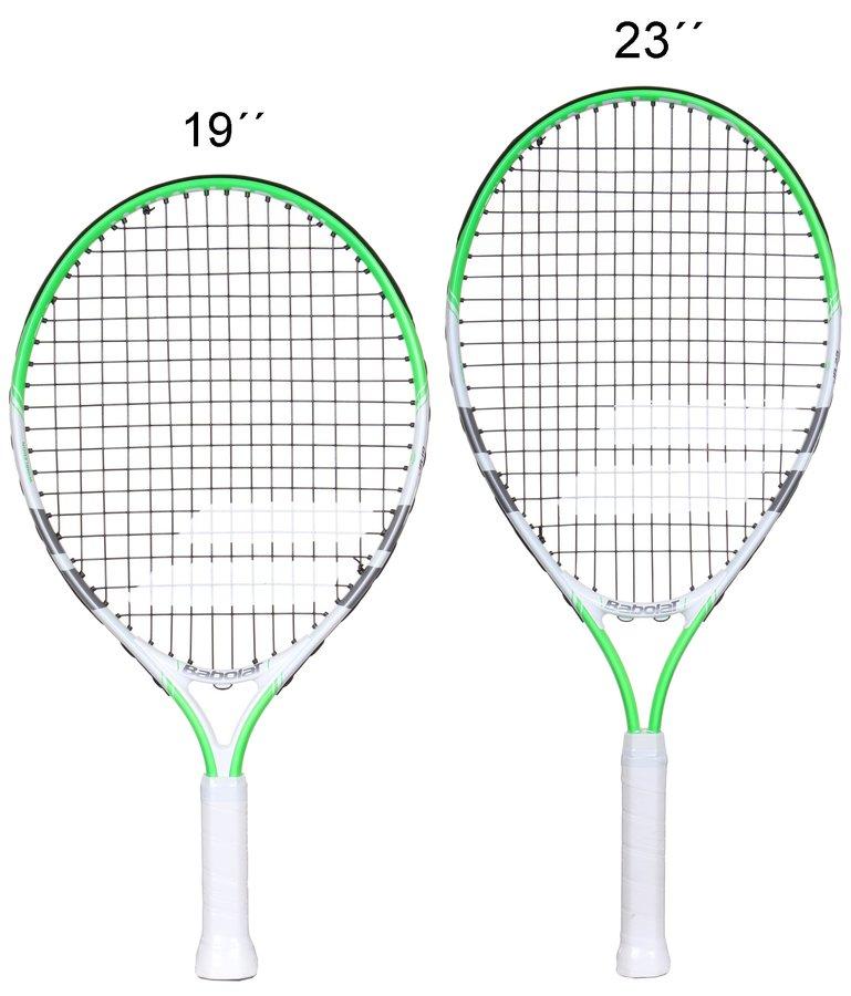 Dětská tenisová raketa Wimbledon 2018, Babolat - délka 58,4 cm