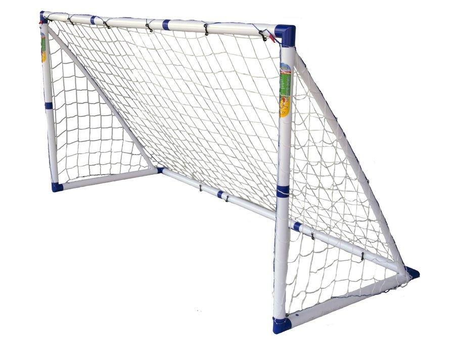 Plastová fotbalová branka Spartan - šířka 240 cm a výška 110 cm