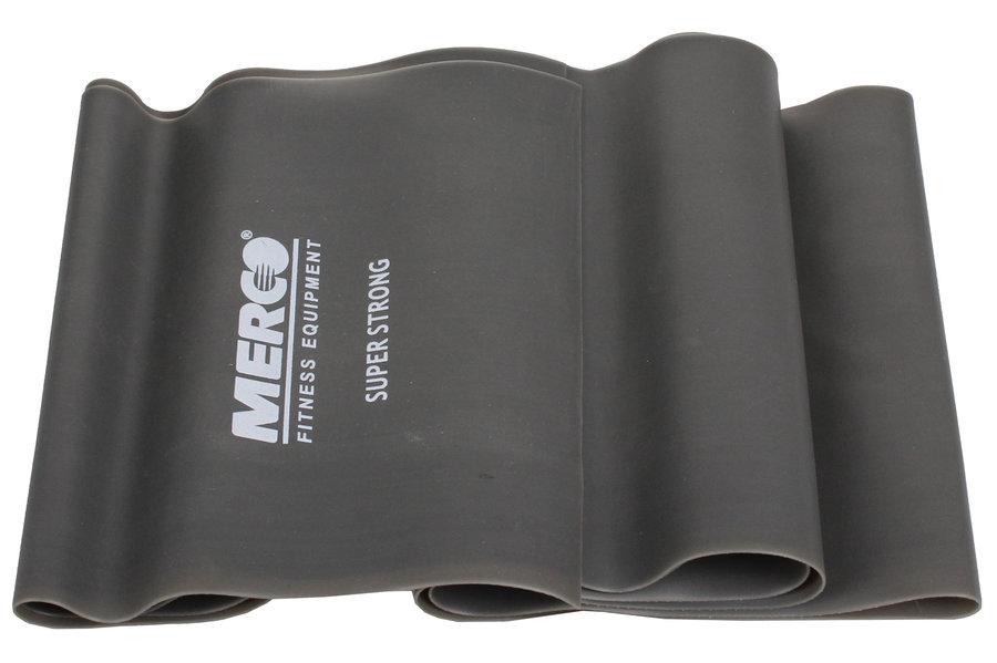Posilovací guma - Merco Aerobic Band posilovací guma šedá