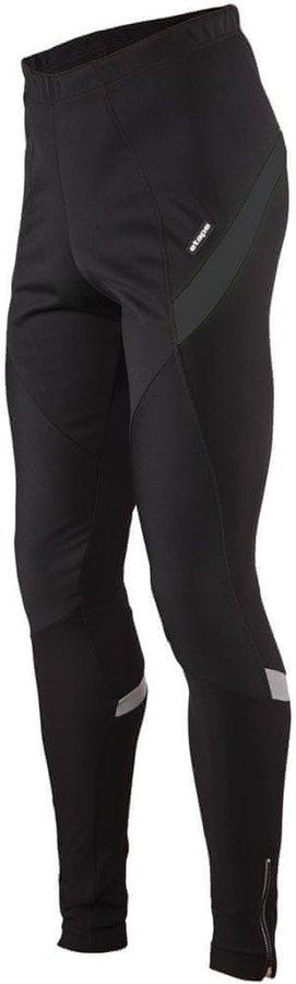 Černé pánské kalhoty na běžky Etape