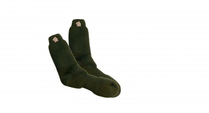 Černé pánské ponožky ZT Thermal Socks, Nash Tackle - velikost L
