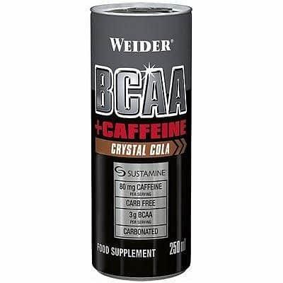 BCAA - BCAA + Caffeine drink 250ml BCAA + Caffeine drink 250ml cola