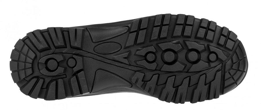 Černé pánské kotníkové boty Bennon - velikost 38 EU