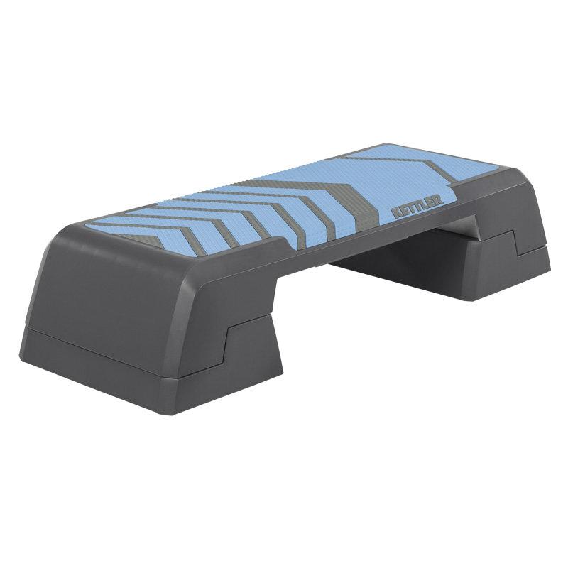 Aerobic step - KETTLER aerobic STEP modro-šedý