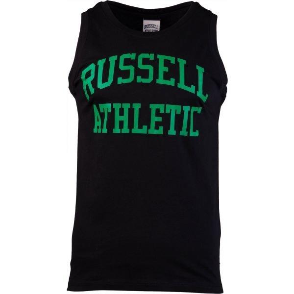 Černé pánské tílko Russell Athletic