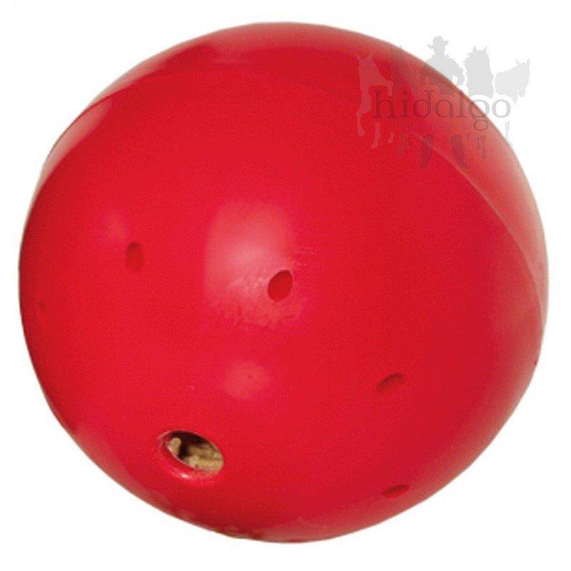 Míč pro koně - Likit Snak a Ball Barevná varianta: Červená