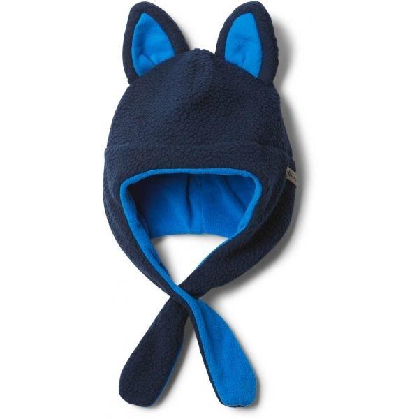 Modrá dětská zimní čepice Columbia