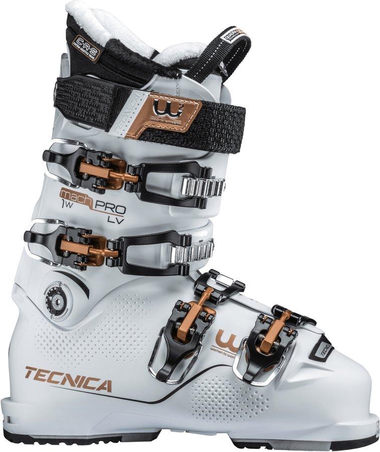 Dámské lyžařské boty Tecnica - velikost vnitřní stélky 27 cm