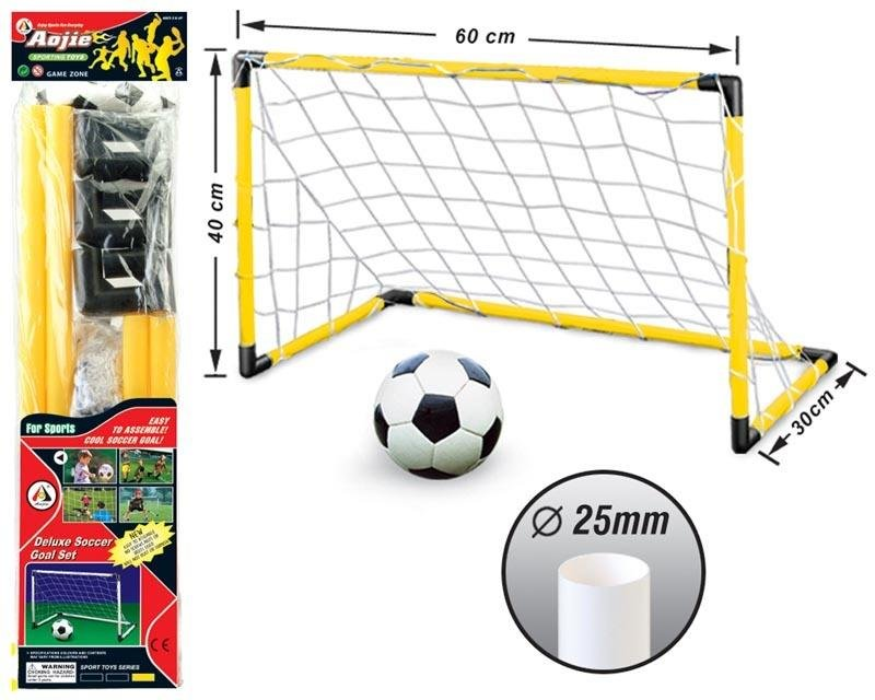 Fotbalová branka - Fotbalový set