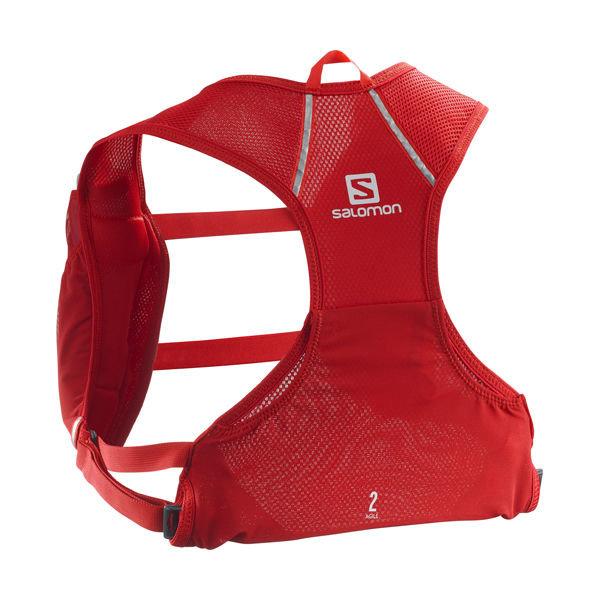 Běžecká vesta - Salomon AGILE 2 SET NS - Běžecká vesta