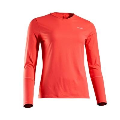 Růžové dámské tenisové tričko Artengo