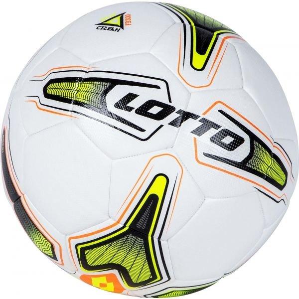 Bílý fotbalový míč Lotto