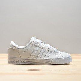Bílé dětské chlapecké nebo dívčí tenisky DAILY TEAM, Adidas