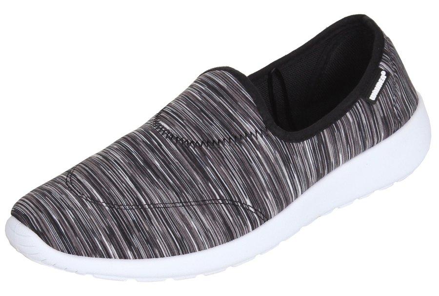 Šedé nízké neoprenové boty Cationic, Waimea - velikost 36 EU