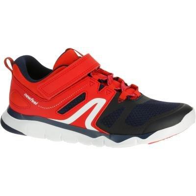 Červeno-modré dětské tenisky Newfeel